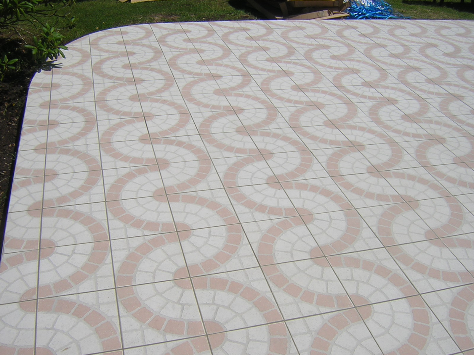 Carrelage mosaique exterieur for Comptoir du carrelage toulouse